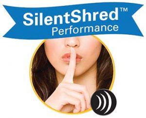 silent shred papierversnipperaar