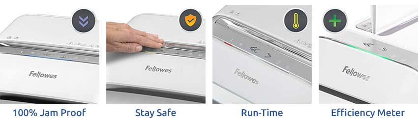 Fellowes-Powershred-LX-Features