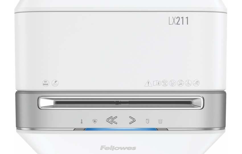 Fellowes-Powershred-LX-Intellibar
